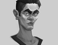 Yakudza Portrait