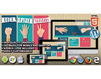 HTML5 Game: Rock Paper Scissors