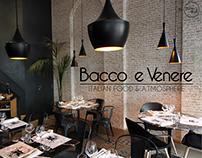 BACCO e VENERE fooding concept by dumdum design 2012/13