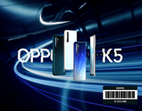 OPPO K5| Official Video