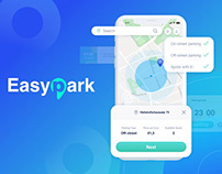 EasyPark - parking mobile app