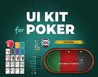 UI Kit for Poker App