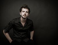 Portrait of Vasiliy Akkerman