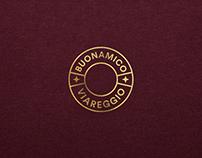 Trattoria Buonamico // Brand Identity