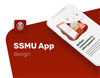 UI/UX | Siberian State Medical University app