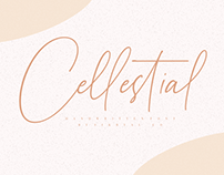 Free Font: Cellestial