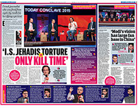 INDIA TODYAY CONCLAVE