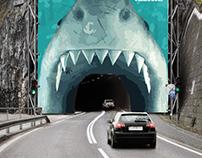 Up Close & Personal - Shark Week