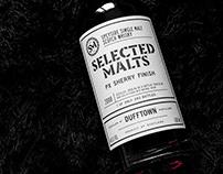 Selected Malts - Dufftown 2008