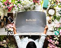 Boheme branding