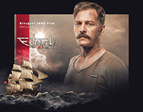Ertugrul 1890 Movie Web Design