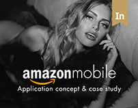 Amazon Redesign - Application concept & case study