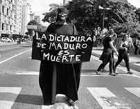Homenaje a Juan Pablo Pernalete 27 de abril