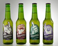 Marmara Beer Rebranding