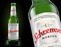 Schremser Beer - 3D Renderings