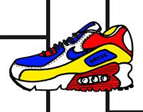 bauhaus x sneaker king
