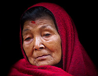 Portraits of Nepal, January 2019