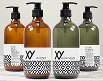 XY Product Packaging