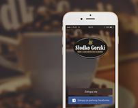 Słodko Gorzki Mobile App