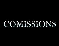 Comissions