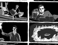 "Storyboards: ""This Is the Way The World Ends"""