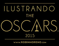 ILUSTRANDO THE OSCARS 2015