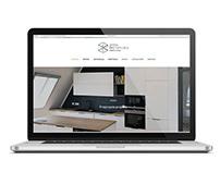Strona internetowa architektki wnętrz