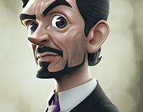 Robert Downey Jr. aka Tony Stark