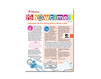 Showtime! Newsletter