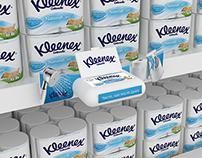 Kleenex POSM