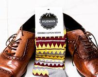 Hueman - Socks Branding