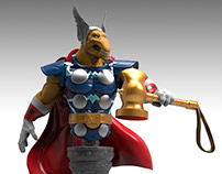 Beta Ray Bill Thor