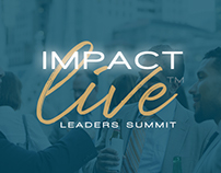 IMPACT™ Live Leaders Summit Landing Page