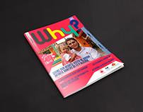 Diseño Editorial / Revista Why - Edición 103