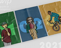 Personas 2021 | illustrations (a work in progress)