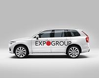 """Логотип для """"Expogroup"""""""