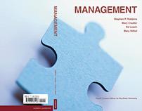 MANAGEMENT -Cover spread Graphic Design