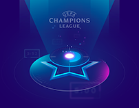 Illustration for UEFA Champions league