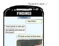 FINDINGS Comic