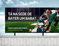 Lançamento - Arena Doc Sports