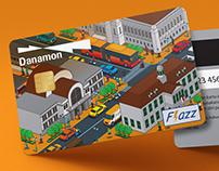 Danamon Flazz Card - Electronic Money
