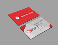 Patrick Fernandes - Personal Business Card