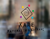 Kare Chess & Math Logo