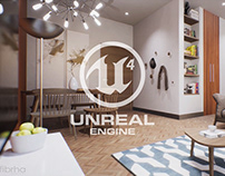 REAL TIME WALKTHROUGH - UNREAL ENGINE -