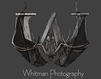Whitman Photography Logos