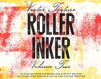 Roller Inker Volume 2 By: Unember
