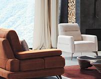 Sardunya Sofa