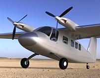 Самолёт КВП МВЛ