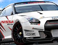 Nissan GTR-R