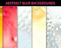 Abstract blur backgrounds - hi-res abstract textures